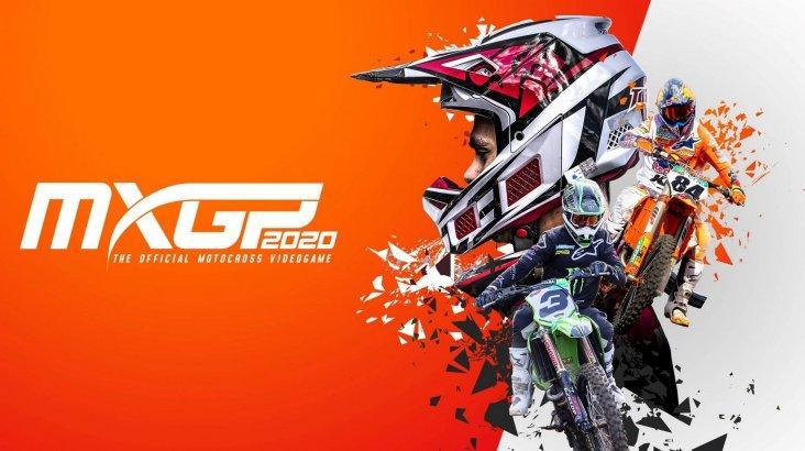 MXGP 2020 - The Official Motocross Videogame ключ активации ПК