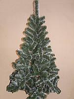 Ель искусственная с белыми кончиками 2,5 м. , фото 1