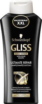 "Шампунь Gliss Kur MAXI ""Ultimate Repair"" (650мл.)"