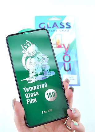 Защитное стекло iPhone 6 18D Privacy, фото 2