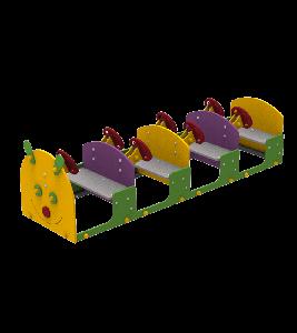 Детский элемент Caterpillar Kidigo (12636)