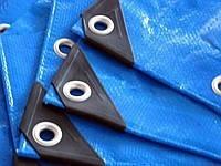 Тенты армированные высокопрочные плотностью 180 гр/кв.м. с покрытием