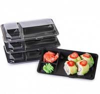 Упаковка для суши пластиковая