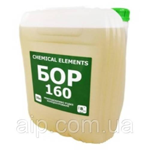 Микроудобрение Бор 160 (Кемикал Элементс) 20л