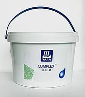 Универсальное комплексное минеральное удобрение Яра Мила Комплекс, Yara Mila COMPLEX NPK 12-11-18 (11,0 кг), фото 1