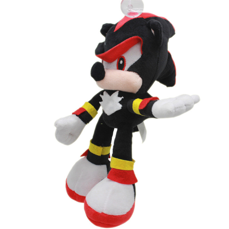 Игрушка мягкая Соник Super Sonic ёж Шэдоу 45 см