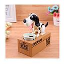 Интерактивная Собака-копилка My Dog Piggy Bank - Белая, фото 5