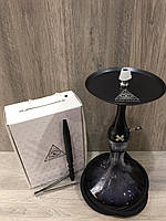 Кальян Alpha Hookah Model X Чёрный (351531)