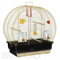 Клетки для птиц.