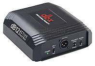 Разветвители, DI-box, патч-беи DBX DB12