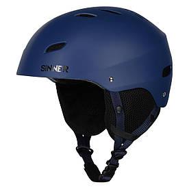 Шолом гірськолижний Sinner Bingham L 59-60 Matte Blue