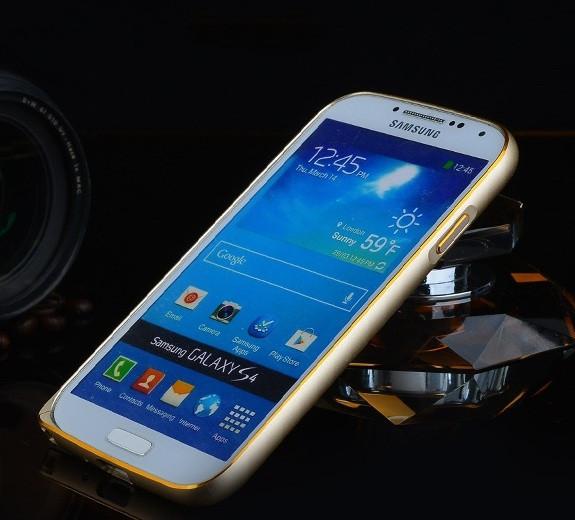 Металлический бампер для Samsung S4 Mini I9190 I9192
