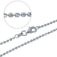 Серебряная цепочка DreamJewelry без камней (1936405) 400 размер