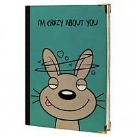 Ежедневник I am crazy about you
