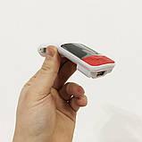 Фм-модулятор, трансмиттер FM MOD CM 7010 c зарядкой для телефона, фото 3
