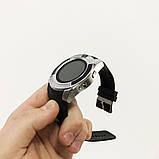 Умные смарт-часы Smart Watch V8. Цвет: серебро, фото 9