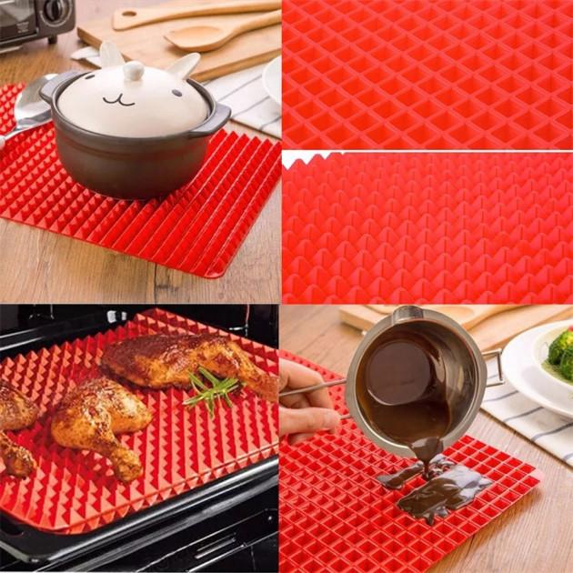 Коврик для выпечки PYRAMID PAN Fat-Reduction
