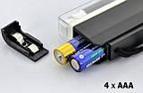 Детектор валют портативный на батарейках 01DL, фото 7