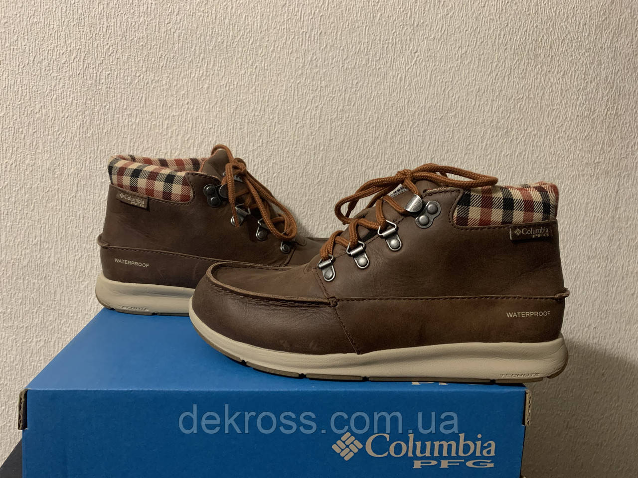 Ботинки Columbia Bahama Boot PFG (40) Оригинал BM5982-256