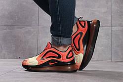 Кроссовки женские 16132, Nike Air 720, оранжевые, [ 40 ] р. 40-25,8см.