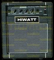 Комбоусилитель для бас-гитары Hiwatt HURRICANE
