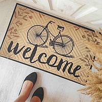 Дверний килимок Welcome