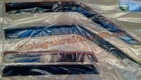 Дефлекторы окон (ветровики) AV Tuning на Citroen Berlingo с 98-07 г.в, фото 1