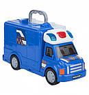 Іграшкова машинка з інструментами M 5530, фото 3