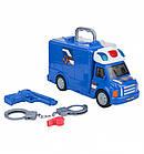 Іграшкова машинка з інструментами M 5530, фото 4