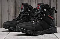 Зимние мужские кроссовки 31232, Columbia Waterproof, черные, [ 42 43 ] р. 42-27,5см.