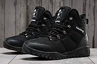 Зимние мужские кроссовки 31233, Columbia Waterproof, черные, [ 43 ] р. 43-28,0см.