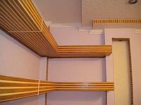 Бамбуковые обои в детской ( полки) Тернопіль