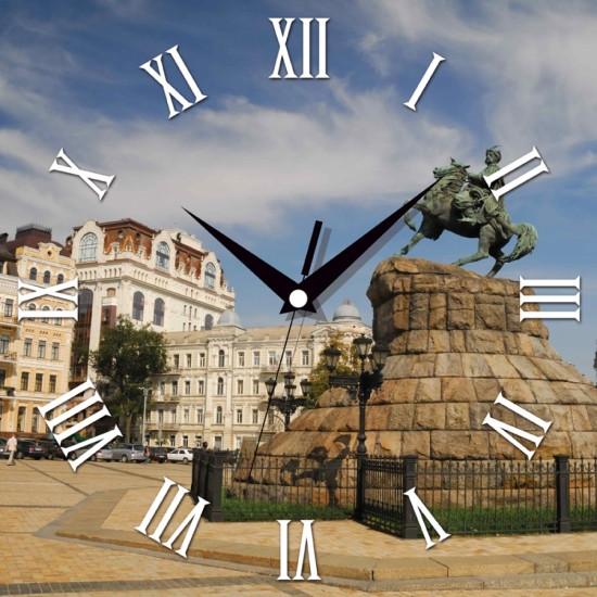 Настенные Часы Panorama Богдан Хмельницкий