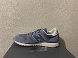 Кроссовки New Balance 520 Deep Porcelain Blue (43) Оригинал WL520CB, фото 2