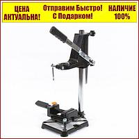 Верстат для кріплення дриля з лещатами. Sparta 934055