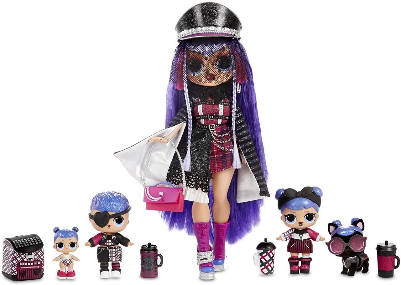 L.O.L. Surprise! Winter Disco Bigger Surprise + O.M.G. Fashion Doll with 60+ Surprises (5 кукол) (421627)