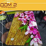 Стеклянный стол Хризантема, фото 2