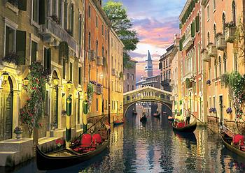 Пазлы Anatolian 3000 элементов Венеция в сумерках Гарантия качества Быстрая доставка