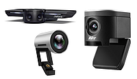 Веб-камери для конференцій (Zoom, Skype та інші)