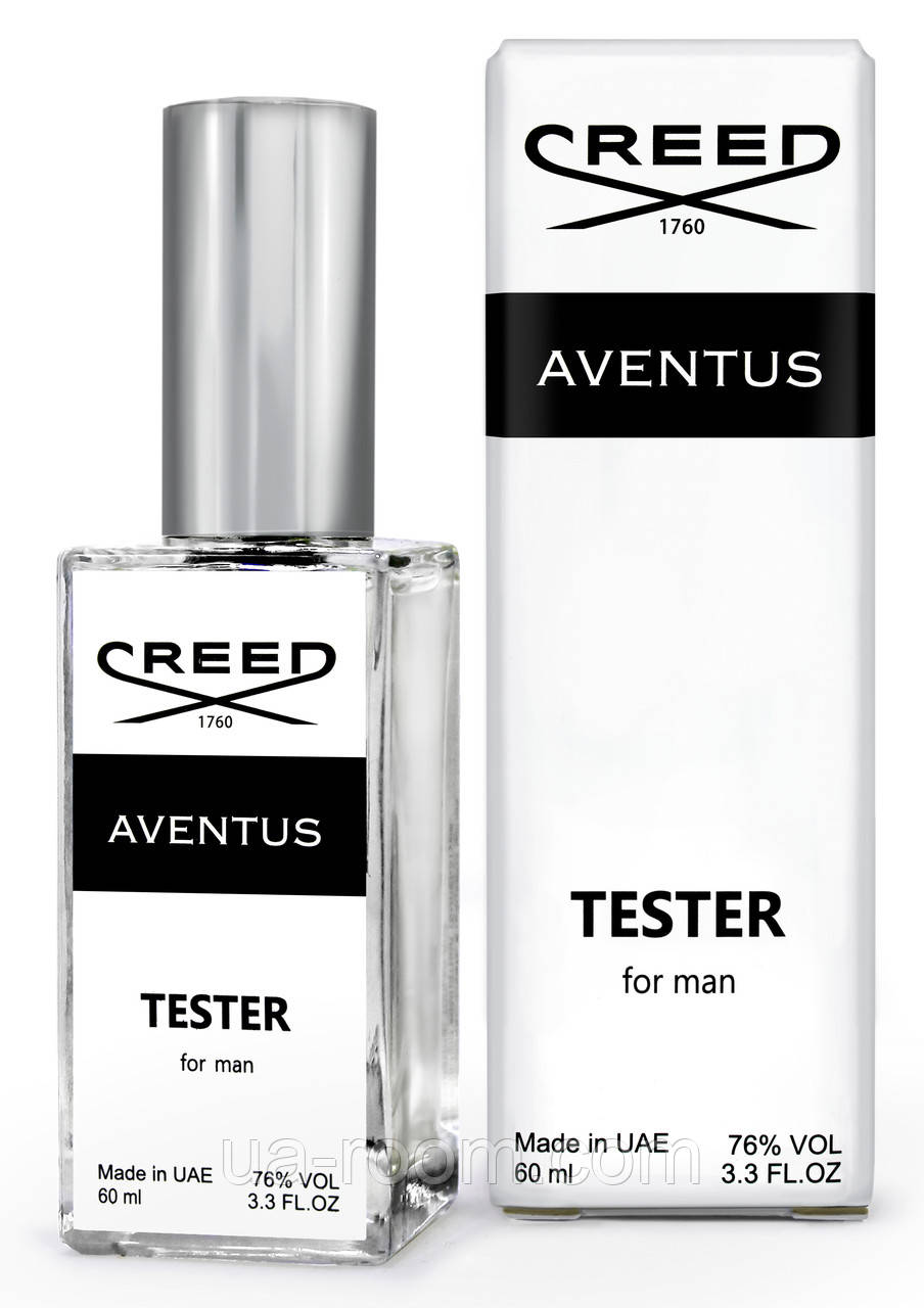 Тестер DUTYFREE мужской Creed Aventus, 60 мл.