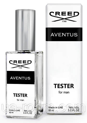 Тестер DUTYFREE мужской Creed Aventus, 60 мл., фото 2
