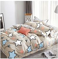 19004 Комплект постельного белья ранфорс подростковый, фирма Вилюта.