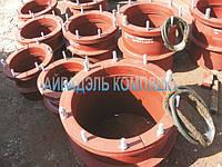 Сальники для трубопровода нажимные Серия 5.900-2 Ду 50-1400мм