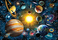 Пазлы Anatolian 2000 элементов Солнечная система (3946)