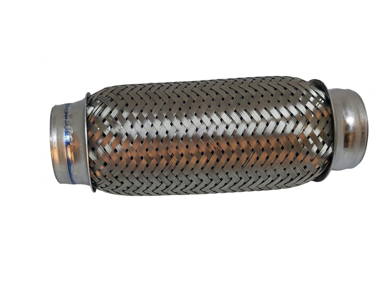 Гофра приемной трубы 75х250 (2-х слойная) EuroEx