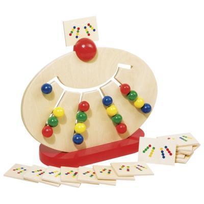 Развивающая игрушка Goki Разноцветные шары (58970G)