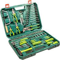 Универсальный набор инструментов VERTO 38G100 (119 шт.)