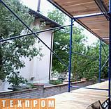 Леса строительные рамные комплектация 12 х 9 (м), фото 3