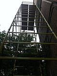 Вишка-тура будівельна пересувна 0.75 х 2.0 (м) 1+3, фото 3