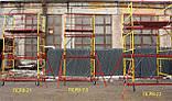 Вишка-тура будівельна пересувна 0.75 х 2.0 (м) 1+3, фото 4